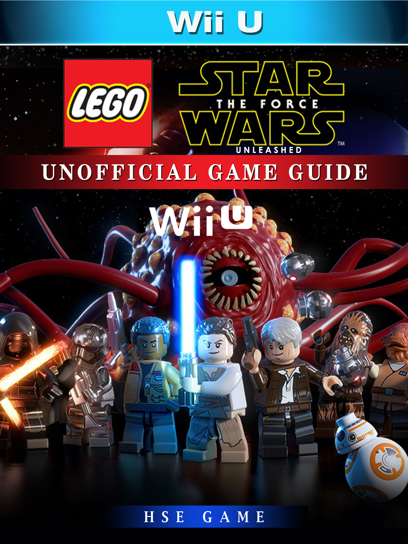 lego star wars the force unleashed wii u unofficial game guide rh ebooks2go com wii game levels wii game levels