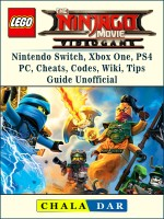 The Lego Ninjago Movie Video Game, Nintendo Switch, Xbox One, PS4, PC, Cheats, Codes, Wiki, Tips, Guide Unofficial