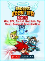 Endless Frontier Saga, Wiki, APK, Tier List, Best Units, Tips, Cheats, Download, Guide Unofficial