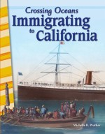 Crossing Oceans: Immigrating to California: Read-Along eBook