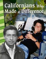 Californians Who Made a Difference: Read-Along eBook