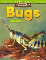 Amazing Animals: Bugs: Skip Counting: Read-Along eBook