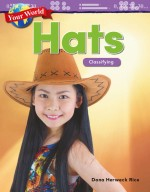 Your World: Hats: Classifying: Read-along ebook