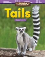 Amazing Animals: Tails: Measurement: Read-Along eBook