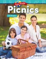 Your World: Picnics: 3-D Shapes: Read-along ebook