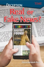 Deception: Real or Fake News?: Read-along ebook