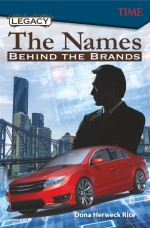 Legacy: The Names Behind the Brands: Read-Along eBook