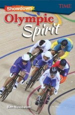 Showdown: Olympic Spirit: Read-along ebook
