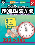 180 Days of Problem Solving for Second Grade: Practice, Assess, Diagnose