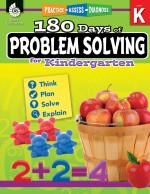 180 Days of Problem Solving for Kindergarten: Practice, Assess, Diagnose