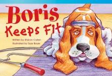 Boris Keeps Fit