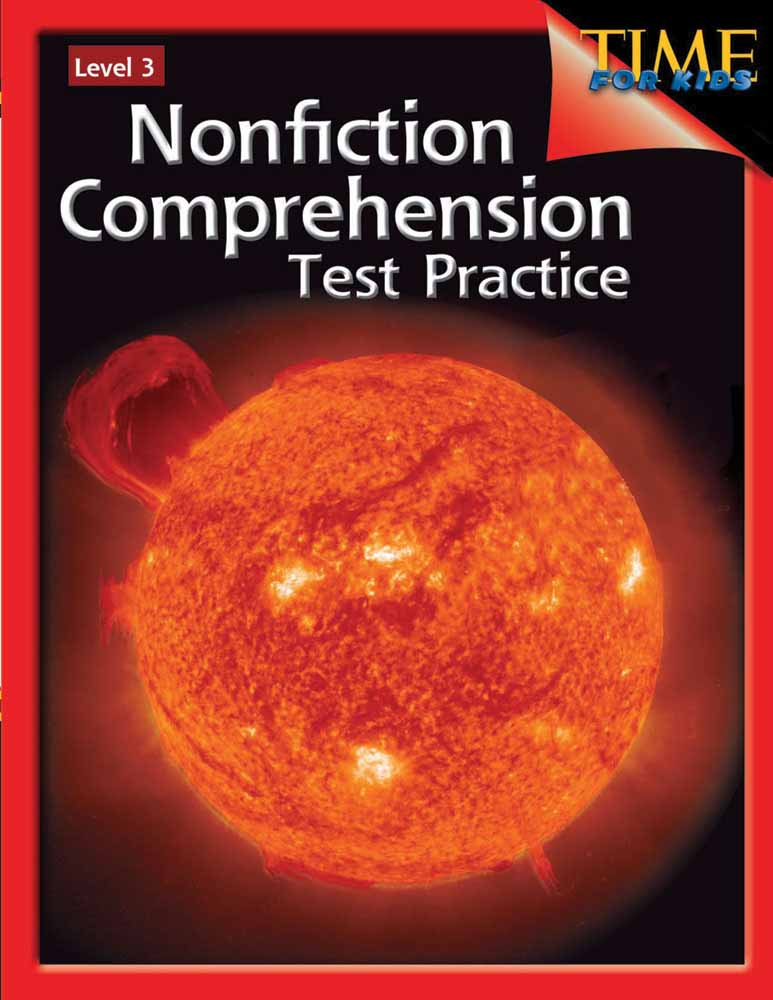 Nonfiction Comprehension Test Practice Level 3 By Jennifer Overend Prior