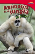 Animales de la jungla en peligro