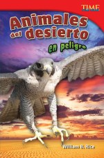 Animales del desierto en peligro