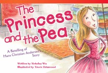 The Princess and the Pea: A Retelling of Hans Christian Andersen's Story