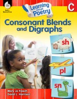 Learning through Poetry: Consonant Blends and Digraphs Level C