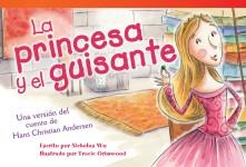 La princesa y el guisante: Una versión del cuento de Hans Christian Andersen
