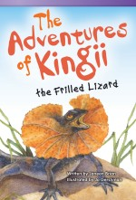 The Adventures of Kingii the Frilled Lizard