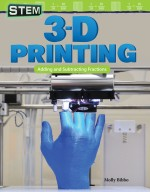 STEM 3-D Printing: Adding and Subtracting Fractions