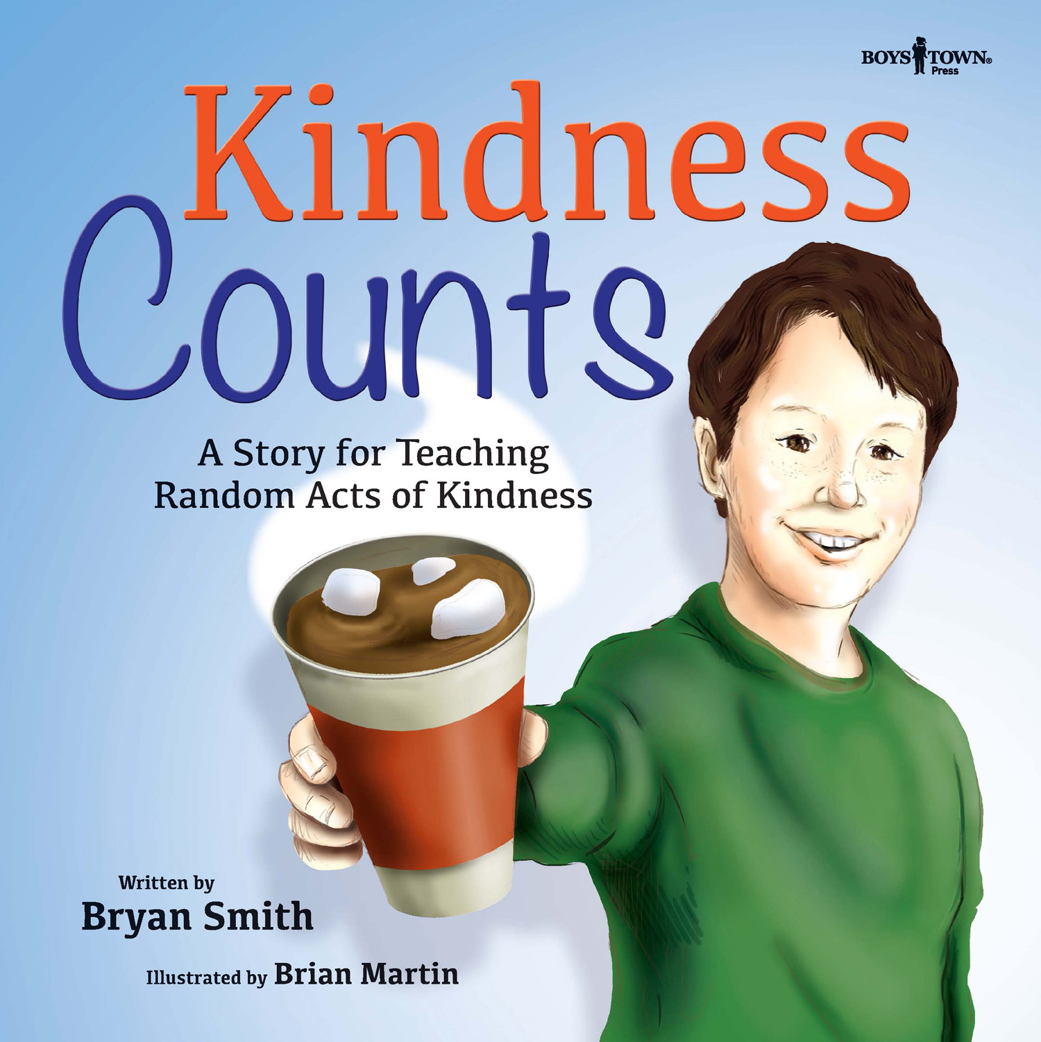 Kindness Counts By Bryan Smith
