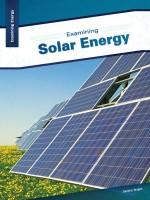 Examining Solar Energy