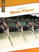 Examining Water Power