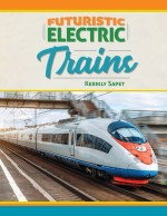Futuristic Electric Trains