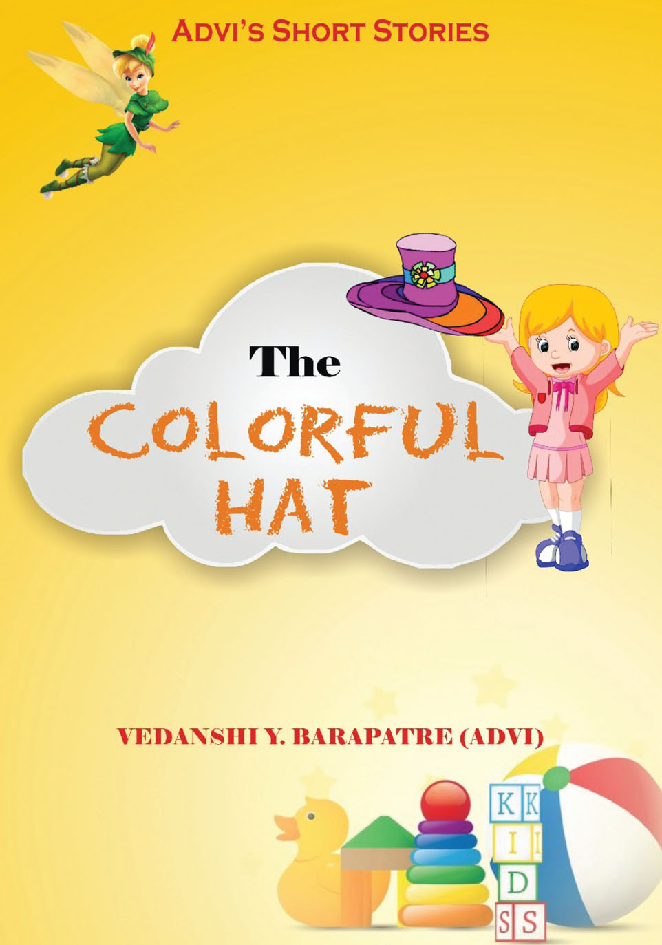 The Colorful Hat By Vedanshi Y. Barapatre (Advi)