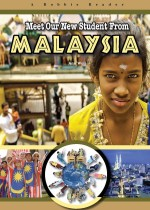 Meet Our New Student From Malaysia