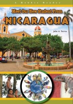 Meet Our New Student From Nicaragua