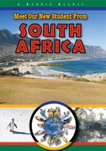 Meet Our New Student From South Africa