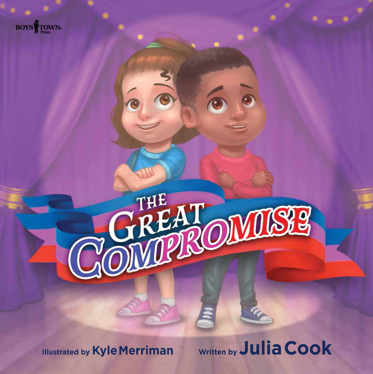 The Great Compromise By Julia Cook