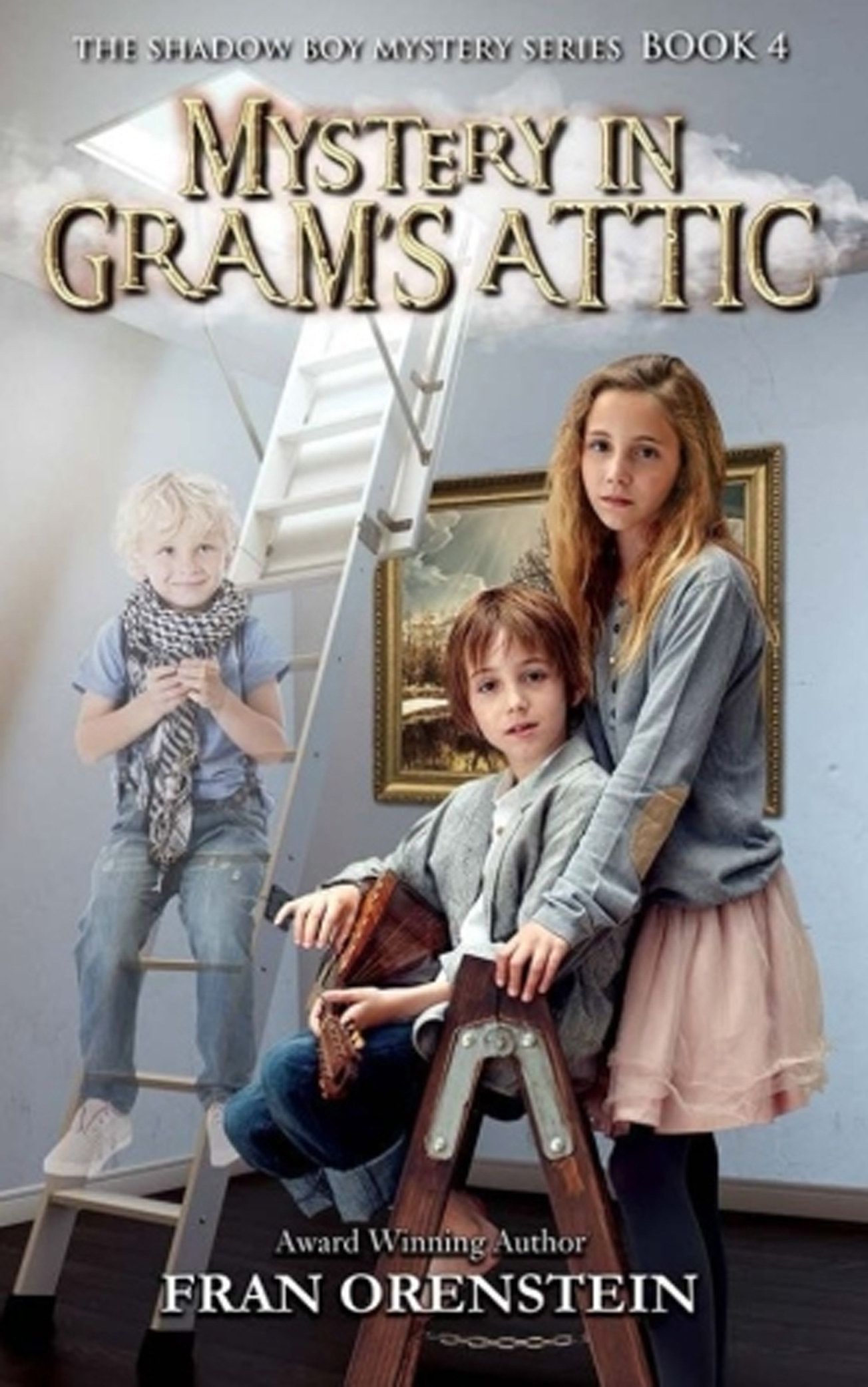 Mystery in Gram's Attic By Fran Orenstein
