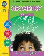 Geometry - Task Sheets Gr. 3-5