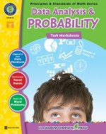 Data Analysis & Probability - Task Sheets Gr. 6-8