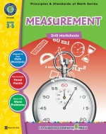 Measurement - Drill Sheets Gr. 3-5