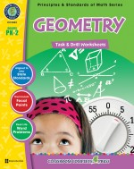 Geometry - Task & Drill Sheets Gr. PK-2