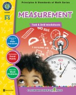 Measurement - Task & Drill Sheets Gr. 3-5