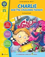 Charlie & The Chocolate Factory - Literature Kit Gr. 3-4
