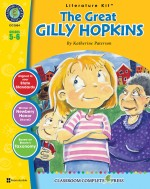 The Great Gilly Hopkins - Literature Kit Gr. 5-6
