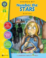 Number the Stars - Literature Kit Gr. 5-6