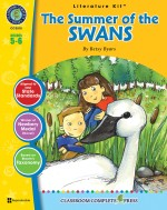 The Summer of the Swans - Literature Kit Gr. 5-6