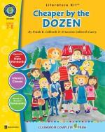 Cheaper by the Dozen - Literature Kit Gr. 7-8