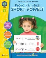 Word Families - Short Vowels Gr. PK-2