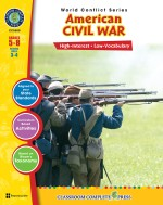 American Civil War Gr. 5-8