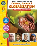 Culture, Society & Globalization Gr. 5-8
