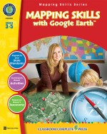 Mapping Skills with Google Earth Gr. 3-5