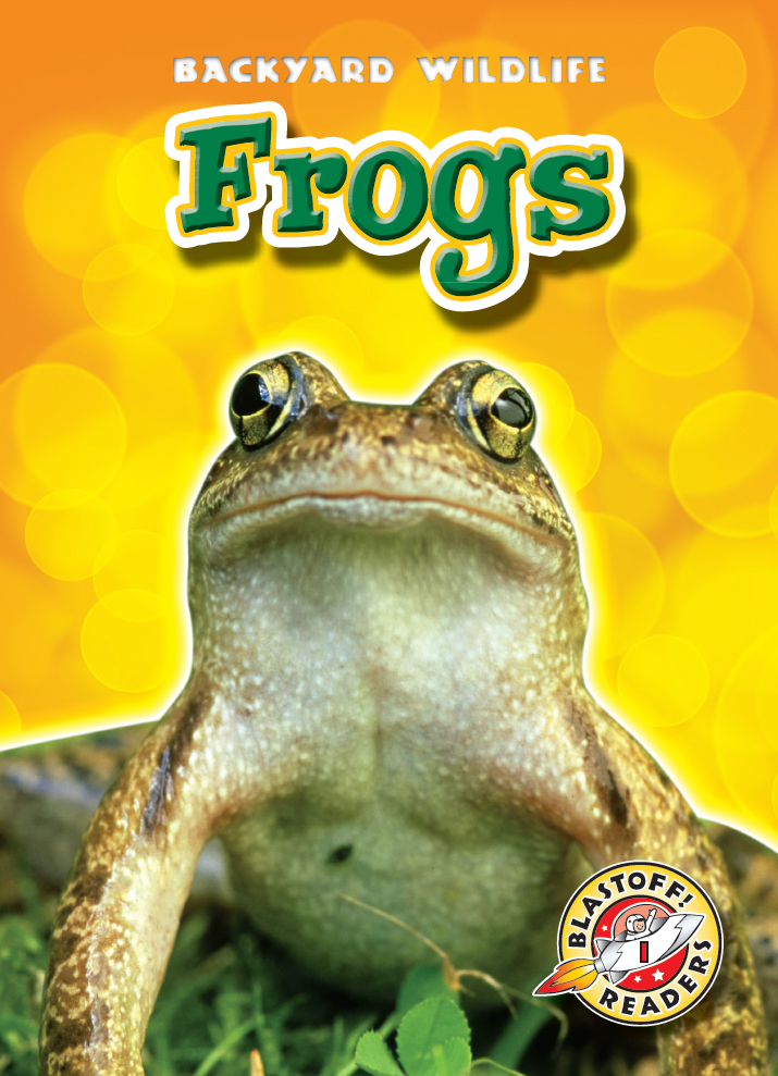 Frogs By Emily Green