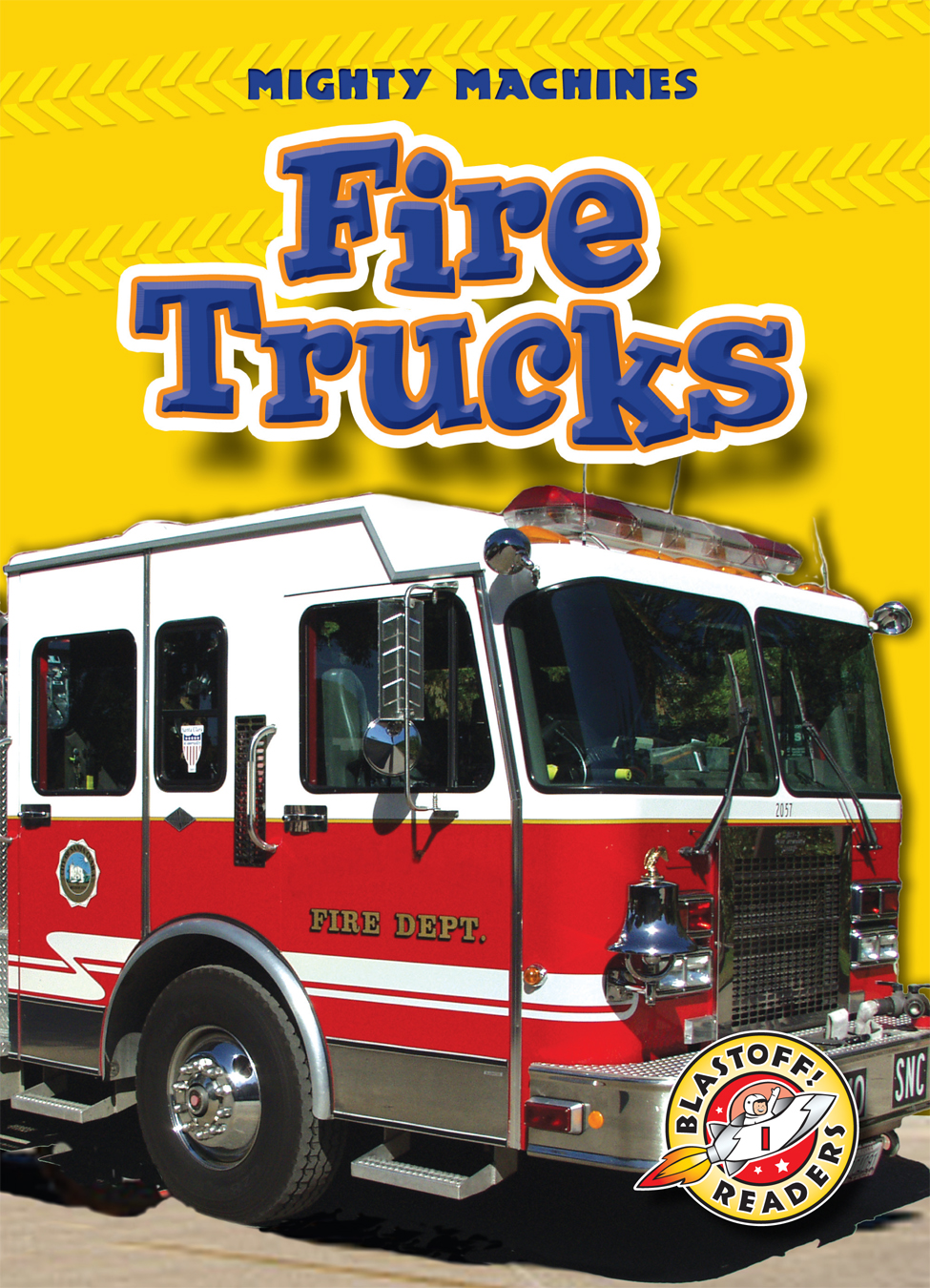 Fire Trucks By Mary Lindeen