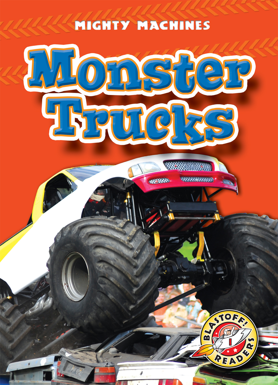 Monster Trucks By Kay Manolis